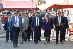 Prizren Müftülüğü ile Şanlıurfa Haliliye Belediyemizin ortaklaşa düzenlediği iftar programı için Kosova'dayız. [25.06.2016]