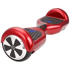 CHIC Eyourlife Hoverboard Self Balancing Scooter UL 2272 Certified SMART S Red * Learn more by visiting the image link.