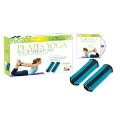 Pilates & Yoga Wrist Weight Kit