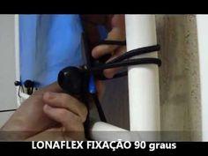 LonaFlex - O Elástico que fixa,prende,amarra lona plástica pvc e cobertu...