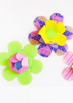 Science for Kids: Kirigami Water Blossoms | BABBLE DABBLE DO