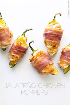 Jalapeno Chicken Poppers