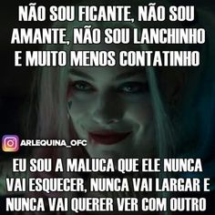 Bem assim né R Harley Quinn, Fantasy Quotes, Boyfriend Memes, Self Awareness, Best Memes, Haha, My Life, Poems, Funny Quotes