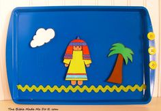 MOSES: magnetic cookie sheet, Egypt – The Bible made me do it! Moses Bible Crafts, Bible Crafts For Kids, Crafts To Make, Church Ministry, Ministry Ideas, Program Management, Preschool Age, Bible Activities, Religious Education