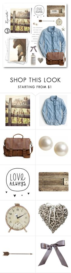 """Untitled #65"" by justalittlesparkle ❤ liked on Polyvore featuring J.Crew, Poesia, Roots, Banana Republic, Bungalow Flooring, Zentique, Creative Co-op and Bocage"