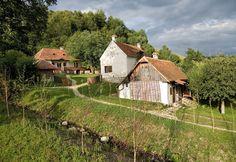 Valea Zălanului, restaurată