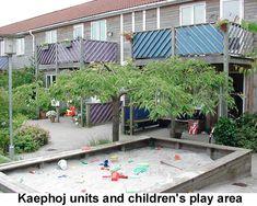 Denmark Cohousing Tour 1999 photo