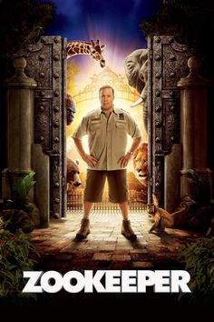 Watch Zookeeper full HD movie online - #Hd movies, #Tv series online, #fullhd, #fullmovie, #hdvix, #movie720pA comedy about a zookeeper who might be great with animals, but he doesn't know anything about the birds and the bees. The man can't find love, so he decides to quit his job at the zoo, but his animal friends try to stop him and teach him that Mother Nature knows best when it comes to love.