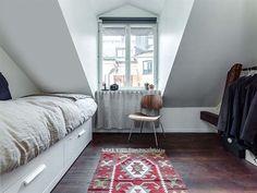 Scandinavian Loft Duplex-16-1 Kindesign