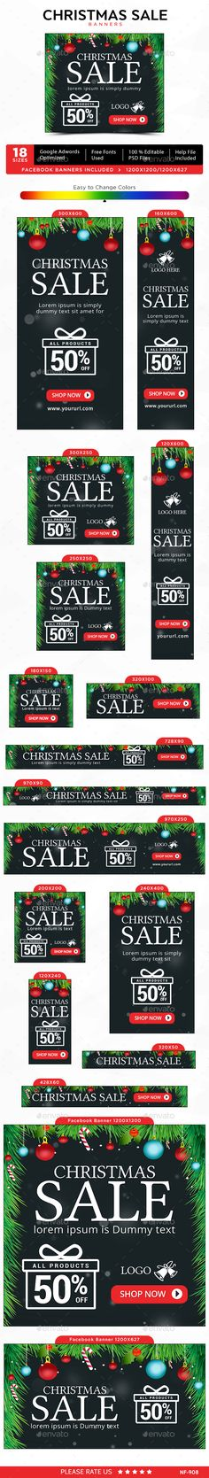 Car Web Banner Ad Template PSD Buy and Download