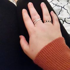 Styling by denisebmadsen showing Cross Zirconia ring Silver #jewellery #Jewelry #bangles #amulet #dogtag #medallion #choker #charms #Pendant #Earring #EarringBackPeace #EarJacket #EarSticks #Necklace #Earcuff #Bracelet #Minimal #minimalistic #ContemporaryJewellery #zirkonia #Gemstone #JewelleryStone #JewelleryDesign #CreativeJewellery #OxidizedJewellery #gold #silver #rosegold #hoops #armcuff #jewls #jewelleryInspiration #JewelleryInspo #accesories #DanishDesign #JewelryStyling #Diamonds…