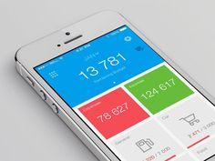 50 Cool Finance App UI Design for Inspiration - Smashfreakz