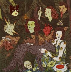 Blog   Tin Can Forest   Art Animation Prints and Books