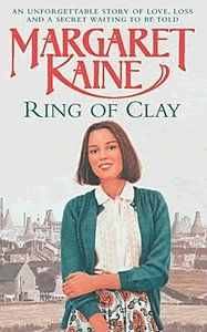 """RING OF CLAY, my Award-winning novel. Last 3 days of Amazon Kindle promotion at 99p. Has reached #178 and #12 in Family Sagas. Can it possibly achieve my dream of the Top 100 Paid? A Potteries' family saga described as """"page-turning""""."""