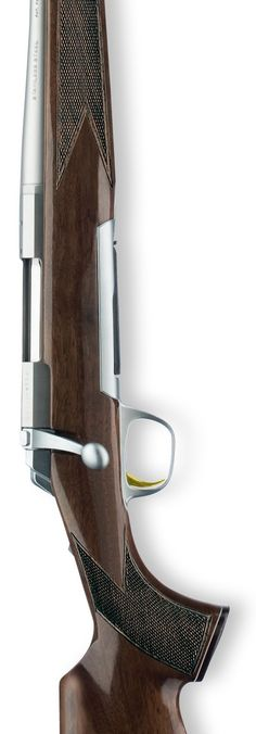Browning RMEF X-Bolt White Gold Rifle, $1540 MSRP, Special edition RMEF, raised cheek piece, polished stainless, gloss walnut rosewood, detachable rotary magazine, short throw bolt, adjustable trigger, bolt-action