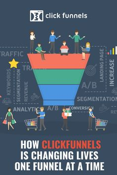 Beginners all the way through to experts are taking advantage of sales funnels built in ClickFunnels each and every single day. Sales And Marketing, Internet Marketing, Online Marketing, Social Media Marketing, Digital Marketing, Inbound Marketing, Marketing Ideas, Landing Pages That Convert, Sales Process