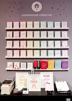 NSS 2016: Ladies of Letterpress - Loudhouse Creative / Oh So Beautiful Paper