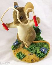 Charming Tails Figurine Just A Hop Skip and Jump Away