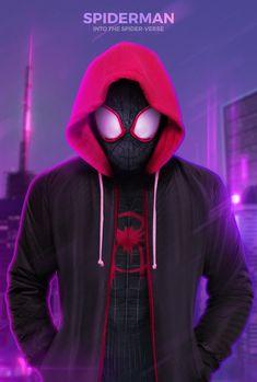 Old Miles Morales Fights For His Final Mission Films Marvel, Marvel Art, Marvel Dc Comics, Marvel Characters, Marvel Heroes, Black Spiderman, Spiderman Spider, Amazing Spiderman, Spiderman Suits