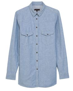 Western Shirt | rag & bone Official Store