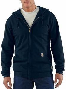 ddf9d831ecf3 Men s Flame-Resistant Heavyweight Zip-Front Hooded Sweatshirt Carhartt  Workwear