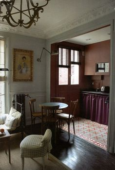 A Little Paris Apartment with Big Style — Professional Project