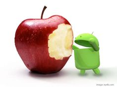 """android -- """"Yummy!"""""""
