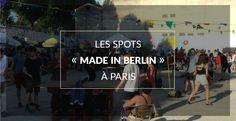 « Tu as réussi à rentrer au Berghain toi ? » Berlin est depuis plusieurs années LA destination cool où trainent les Parisiens. Certains l'ont bien compris et nous permettent d'économiser...