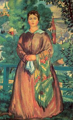 Boris Michajlovič Kustodiev (1878-1927)