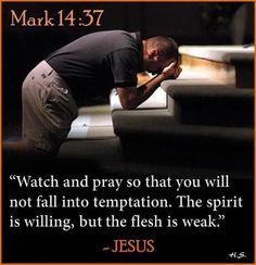 Mark 14:37