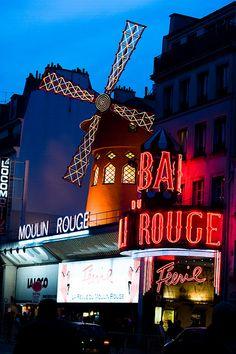 Le Moulin Rouge | Paris