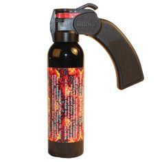 WildFire 9oz Pepper Spray 18% Pistol Grip
