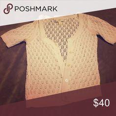 Ann Taylor loft sweater xs Light and summery sweater. Ann Taylor Sweaters Cardigans