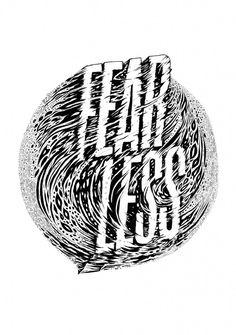 FEARLESS by Gemma O'Brien