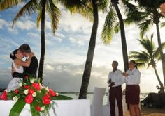 ślub na Mauritiusie/wedding in Mauritius