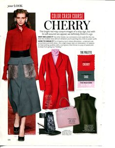 Color Crash Course Cherry - InStyle