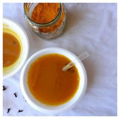 Miracle turmeric soup 2 tsp turmeric powder cups water Sugar to taste cloves Turmeric Soup, Turmeric Drink, Turmeric Recipes, Beef Recipes, Soup Recipes, Cooking Recipes, Healthy Recipes, Healthy Soups, Tasty Kitchen