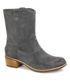UGG Australia Women´s Rioni Booties. Comes in brown, cream and grey. All three colors are cute.