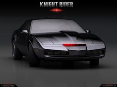 KITT (Knight Industries Two Thousand) - Knight Rider