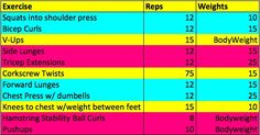 Ultimate Leg Workout