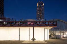 Espacio Pop Up para Equipaje / TomDavid Architects