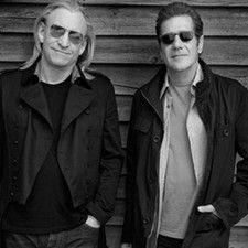 Joe Walsh & Glen Frey ~ and hell has frozen over! the Eagles, such music.