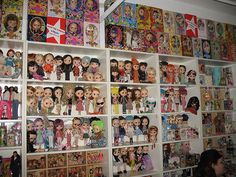 how many blythe dolls can you have!!!