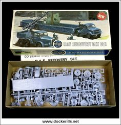Plastic Model Kits, Plastic Models, Vintage Toys 1960s, Airfix Models, Airfix Kits, Vintage Type, Old Models, Type 4, Toy Soldiers
