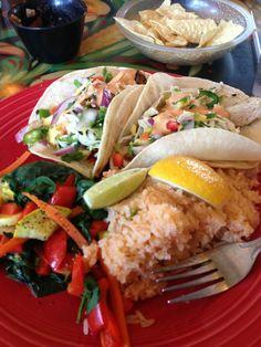 """Fresh, """"healthy"""" Mexican food"""