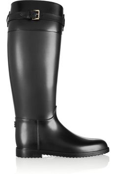 Mulberry rain boots