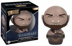 Funko DORBZ Warcraft Movie Orgrim Vinyl Action Figure 123