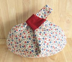 Japanese knot bag   - Handmade -   very soft and light   - multi-purpose-bag -  Concept : Japanese Traditional   Inside out : in & out use Japanes...