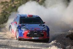Acropolis Rally 2013 Robert Kubica Lotos Team WRC