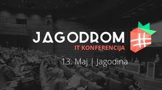 JAGODROM – PRVA IT KONFERENCIJA U JAGODINI NAMENJENA PRIVREDNICIMA 13. maja u Jagodini IT konferencija ovažnosti društvenih mreža, bloga kao i online prodaje da bi biznis opstao u novom tehnološk…